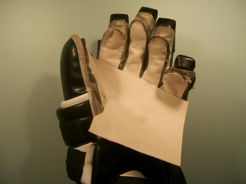 Repalming gloves - Ice Hockey Equipment - ModSquadHockey